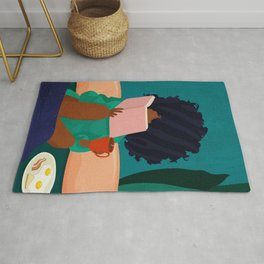 Stay Home No. 5 Rug