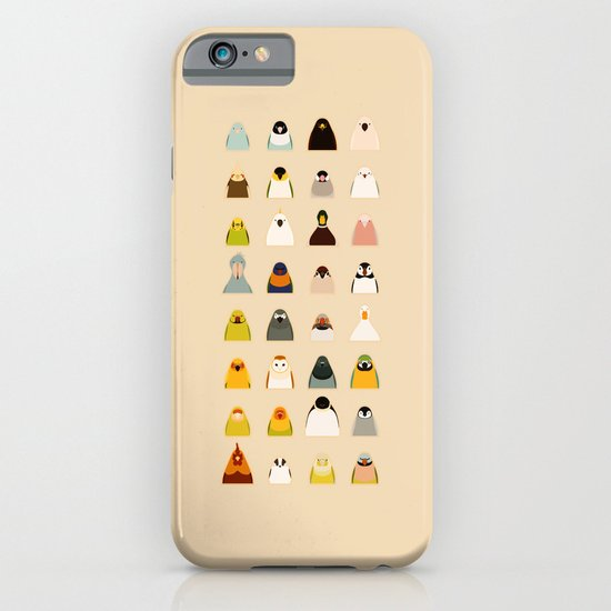 All birds - tori no iro iPhone & iPod Case