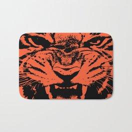 Tiger Vector Bath Mat