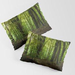 Summer Forest Pillow Sham