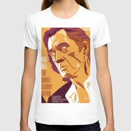 Quentin Tarantino's Plot Movers :: Kill Bill T-shirt