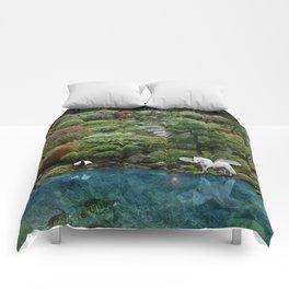 .....swimmingly Comforters