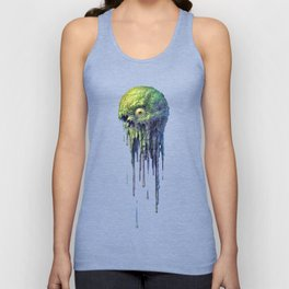 Slime Ball Unisex Tank Top
