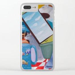 Tutti i sogni del mondo Clear iPhone Case