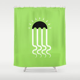ENCOUNTER - Jelly Shower Curtain