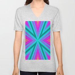 Magic of colors Unisex V-Neck
