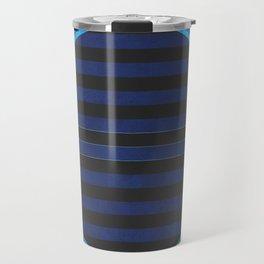 Neptune - Rings of Neptune Travel Mug
