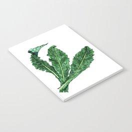 Lacinato Kale Notebook