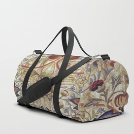 Art work of William Morris 9 Duffle Bag