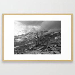 Awesome Nature Framed Art Print
