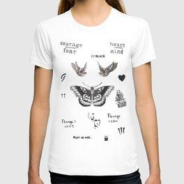 Tattoo à la Harry T-shirt