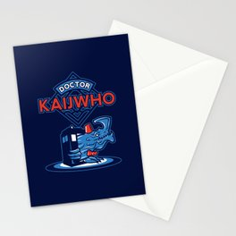 Doctor KaijWho Stationery Cards