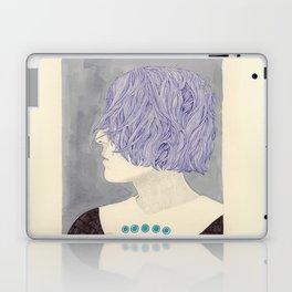 Wet Hair Laptop & iPad Skin