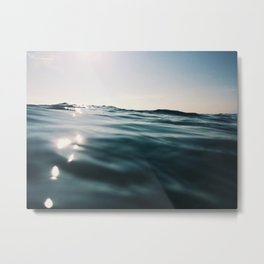 Sustainable Earth Metal Print
