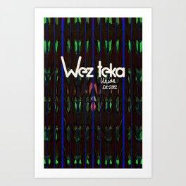 """Gent Premium """"BOZ""""  iPhone Case Art Print"""
