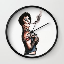Dr. Frank N. Furter  Wall Clock
