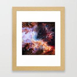 Canis Major Framed Art Print