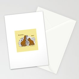 Chocolate Easter Bunny Problems Children Illustrations Stationery Cards