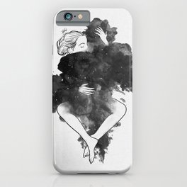You are my inspiration. iPhone Case