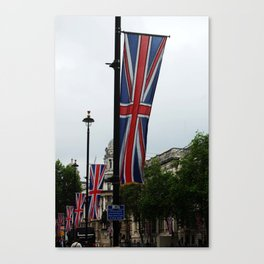 Whitehall Patriots Canvas Print