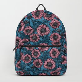 Pink Mums  Backpack