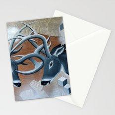 Deer Cubed Stationery Cards