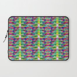 Geometrical-colorplay-pattern #3 Laptop Sleeve