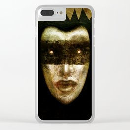 Midas Clear iPhone Case
