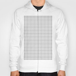 Dotted Grid Hoody