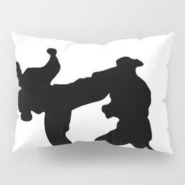 Judo logo.Sport tshirt  Pillow Sham