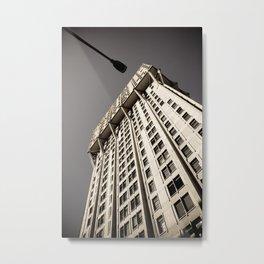 Milano - Torre Velasca Metal Print