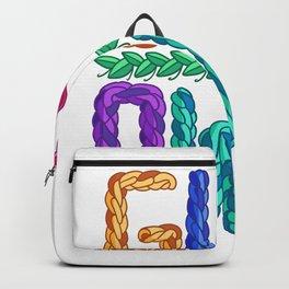 Girl Power Girl Power Girl Feminism Backpack