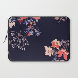 Colorful Night Roses Laptop Sleeve