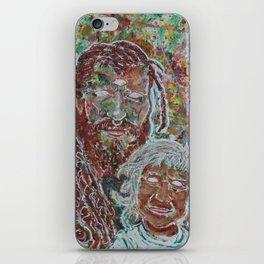 Dreaded Family iPhone Skin