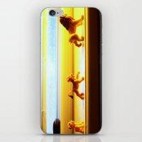 hakuna iPhone & iPod Skins featuring Hakuna Matata by Jared Mentz