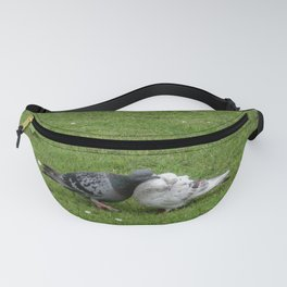 Pigeons in Love Fanny Pack