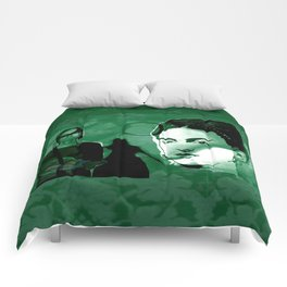 FRIDAmorphosis Comforters