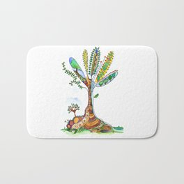 Tree of Life 9 Bath Mat