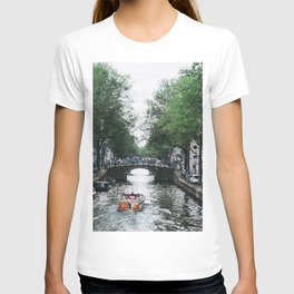 Canal Cruise T-shirt