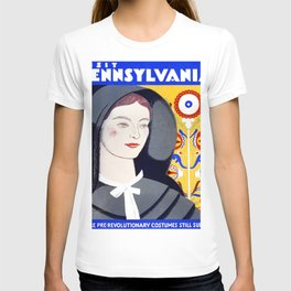 Visit Pennsylvania T-shirt
