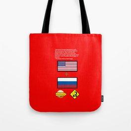 Devilcare Tote Bag