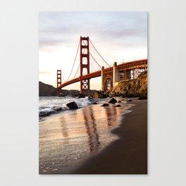 San Fransisco Dreaming Canvas Print