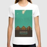 moonrise kingdom T-shirts featuring MOONRISE KINGDOM by VAGABOND