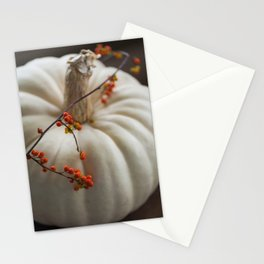 Heirloom Pumpkin Stationery Cards