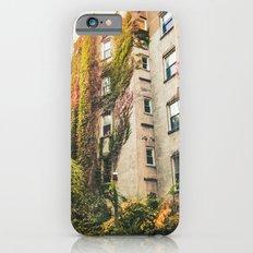 Autumn - New York City - East Village Garden Slim Case iPhone 6s