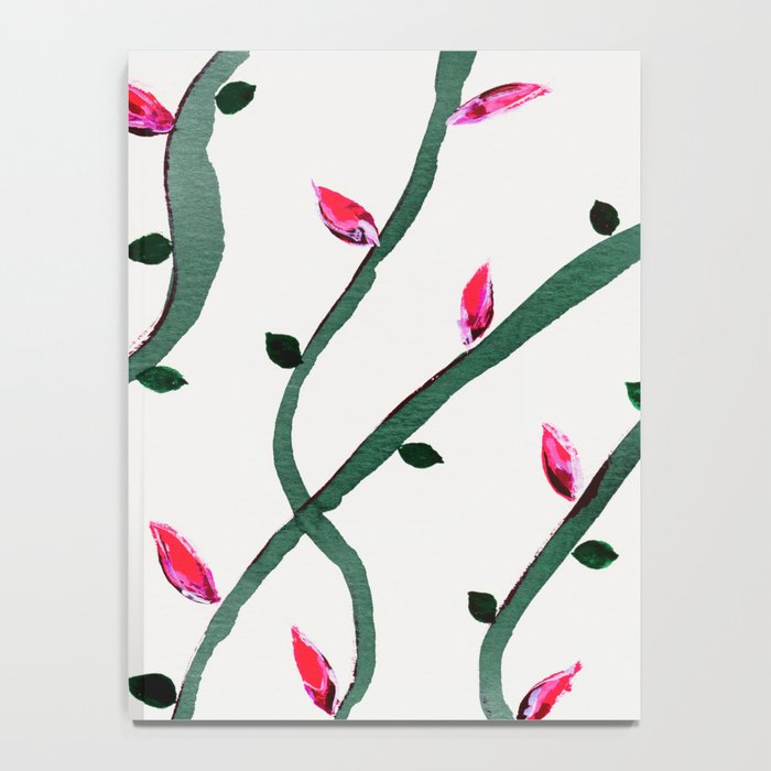 Spring Buds Notebook
