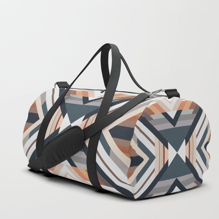American Native Pattern No. 212 Duffle Bag