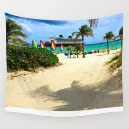 Castaway Cay - DCL Wall Tapestry