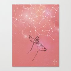 Constellation Prize Canvas Print