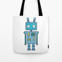 Bunbot Tote Bag